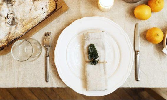 como crear un menú navideño saludable