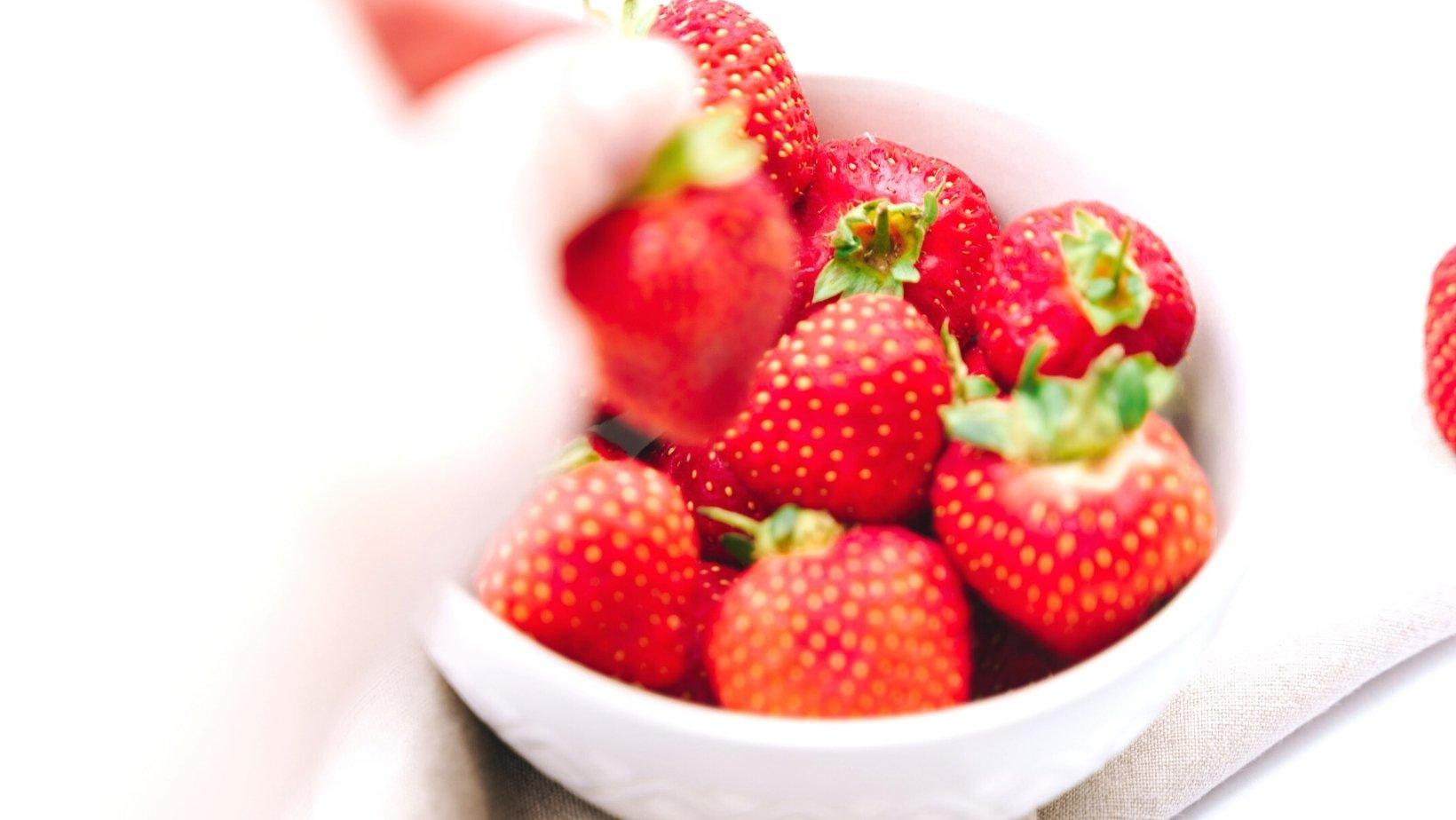 frutas y verduras de temporada en el mes de junio