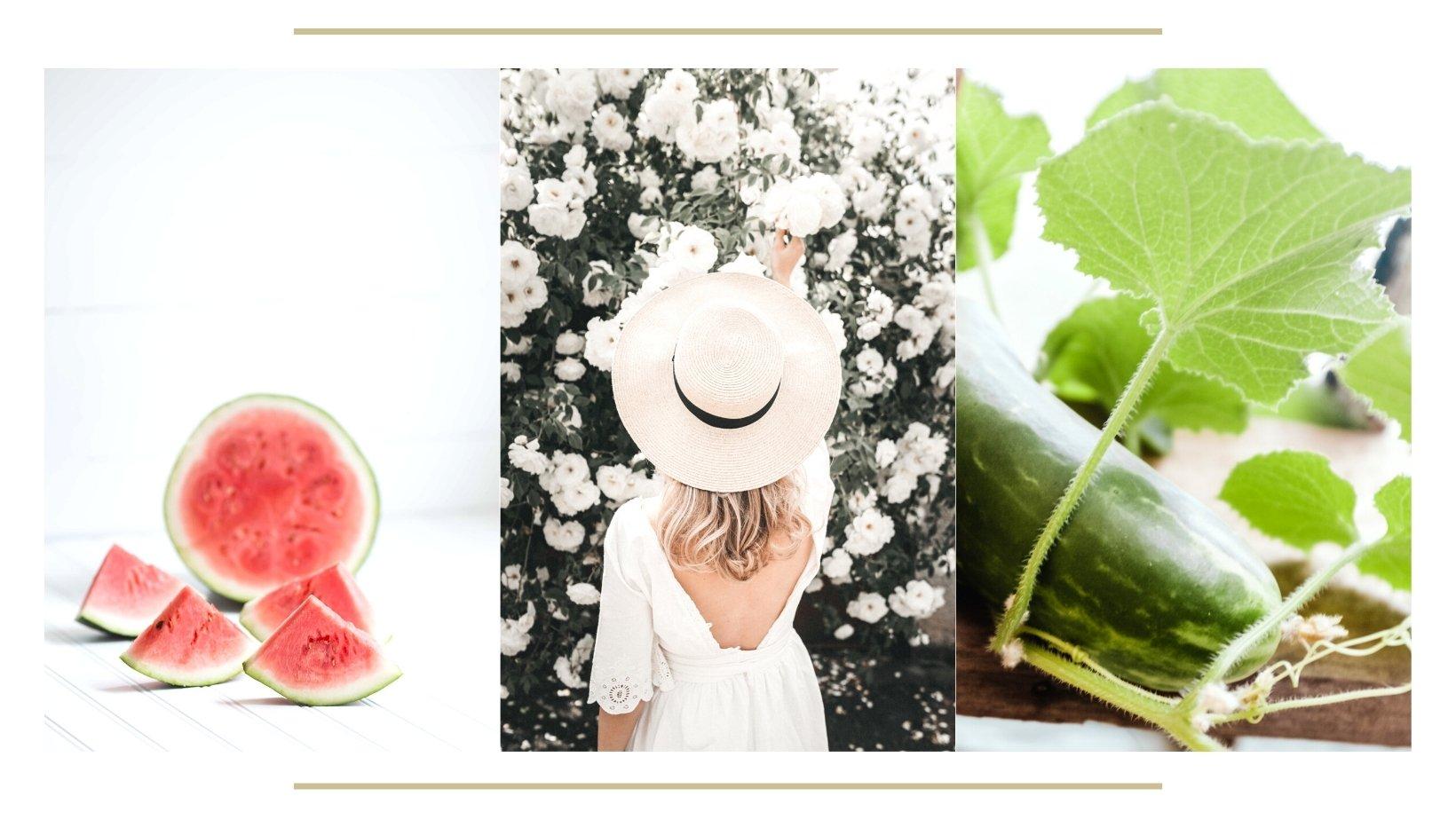 Frutas y verduras de temporada en julio portada