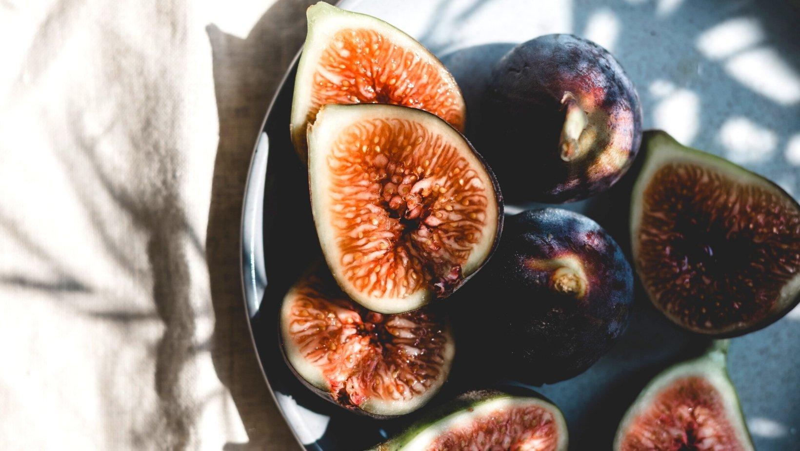 frutas de temporada en agosto el higo