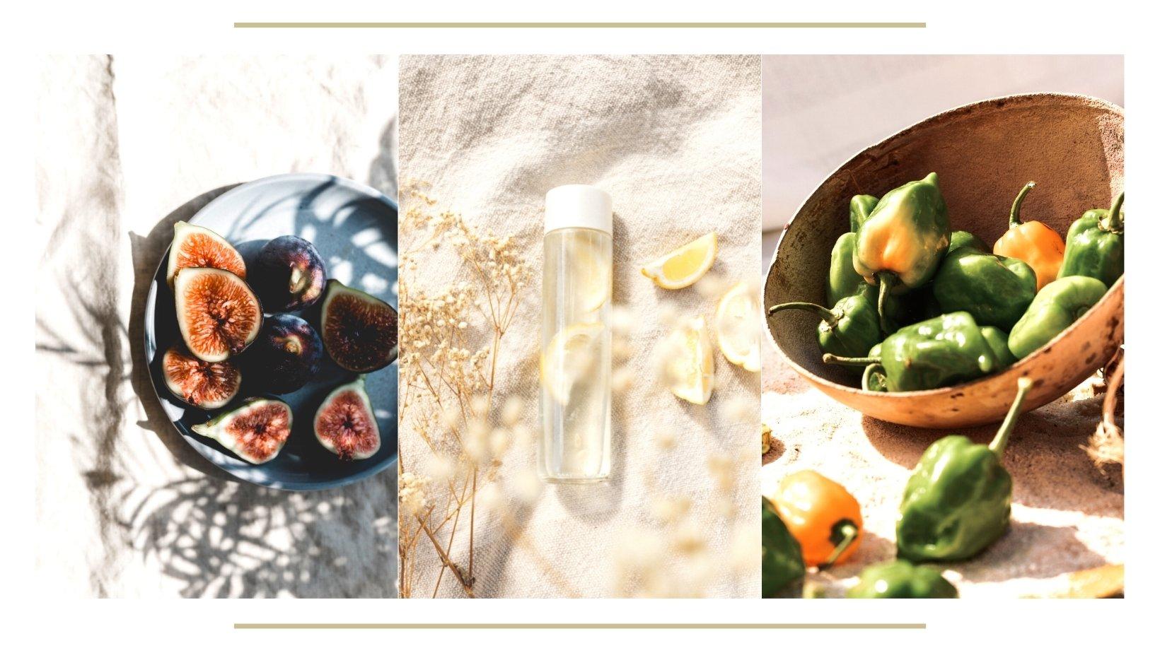 frutas y verduras de temporada en agosto 2