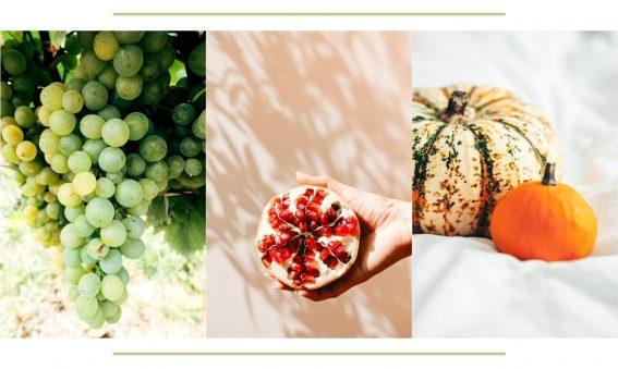 foto portada frutas y verduras de temporada en septiembre