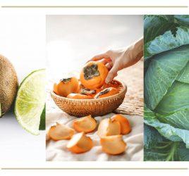 recetas de frutas y verduras de temporada en octubre